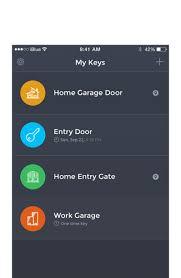 garage door appiBlue Smart Gate  Open gates  garage doors with your phone