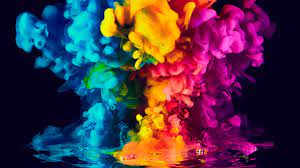 Colorful Smoke 4K Wallpapers