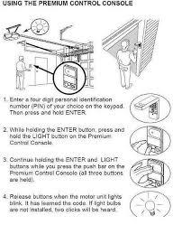 how to reset garage door openerHow To Program Garage Door Opener I71 All About Cute Home