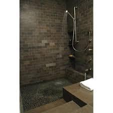 Roman tubshower Modern Bathroom San Francisco by AT6