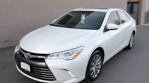 Used 2015 Toyota Camry V6 XLE ONE Owner Only 7K XLE V6 Sedan For ...