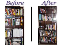 organize office. Organize Your Bookcase Office