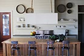 shiplap wall kitchen. shiplap wall ideas home-04-1 kindesign kitchen