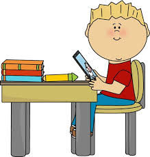 student desk clipart. Beautiful Student Boy Sitting At Desk Clipart On Student Desk Clipart D