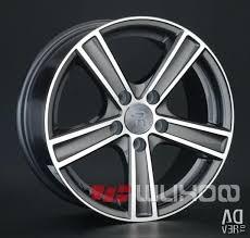 Rims Audi <b>Replay</b> (<b>A62</b>) <b>7x16</b> PCD <b>5x112</b>.0 ET 42 DIA 57.10 GMF ...