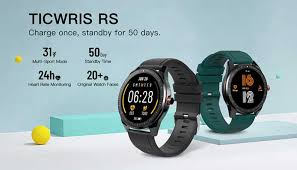 <b>TicWris RS</b> – Review of Features 50 Days Standby time!