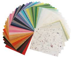 Design Craft 100 Sheets 8 5 X11 Inches Mulberry Paper Sheet Design Craft