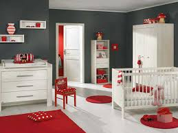 ... Entrancing Image Of Unique Baby Nursery Room Decoration Ideas :  Enchanting Image Of Grey And Red ...