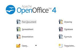 Types Of Charts In Openoffice Calc Apache Openoffice 4 1 2 Full Review Of The Open Source