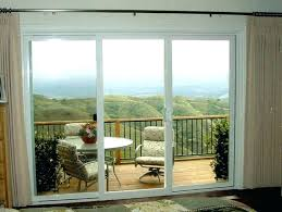 4 panel sliding glass door s andersen cost canada 4 panel sliding glass door home depot with built