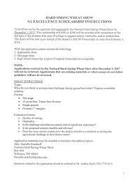College Scholarship Essay College Scholarship Essay Format 2018 Corner Of Chart And Menu