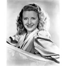 Priscilla Lane on a Silk Dress Leaning and posed Photo Print - Overstock -  25393823