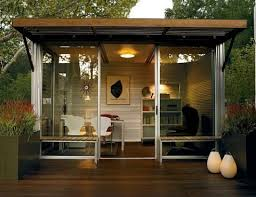 outside home office. Home Office Interior Decorating Outside A
