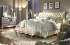 mirrored glass bedroom set. mirrored headboard bedroom set simple design of glass b