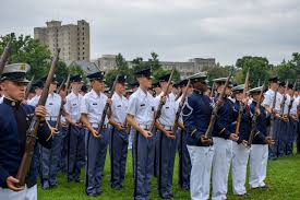 Virginia Tech Rotc Saturday Parade Will Welcome 348 New Virginia Tech Corps Of Cadets