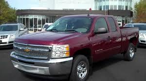 2013 Chevrolet Silverado Ext Cab Ruby Red Metallic, Burns ...