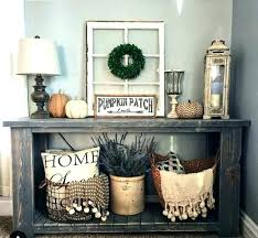 entry table decor ideas console table decor ideas beach style entry with a console table console decor ideas console table decor ideas entryway table ideas