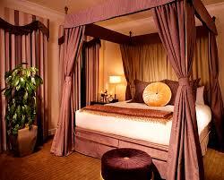 Indian Canopy Bedroom Design