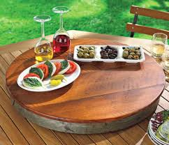 Wine Barrel Kitchen Table Wine Barrel Furniture Ideas You Can Diy Or Buy 135 Photos