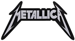 METALLICA | Logo - cut out - Nuclear Blast