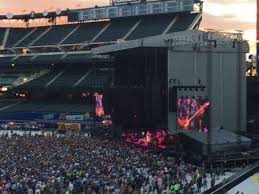 Citi Field Concert Seating Chart Citi Field Section 305 Row 1 Home Of New York Mets Page 1