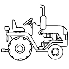 Small Picture Tractor Coloring Pages Alric Coloring Pages