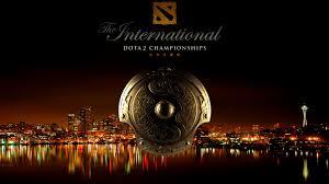 dota 2 the international 2015 trailer youtube
