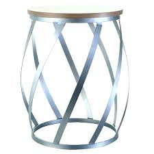 impressive patio side table metal round metal side table round metal side table small size of