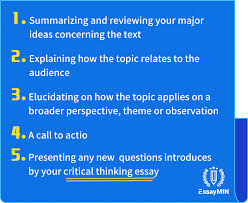 Essay About Critical Thinking Easy Steps On Writing Critical Thinking Essays Essaymin