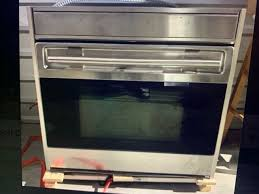 inch single electric wall oven
