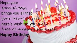 Happy Birthday Images And Quotes Best Inspirational Birthday Quotes And Wishes With Pictures
