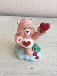 American Greetings Designer Collection Vintage 1984 Tenderheart Bear American Greetings Care Bears