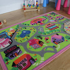 how interesting and funny playroom area rugs for kids