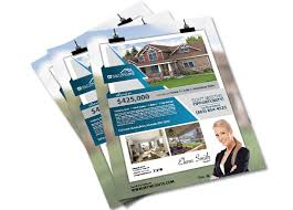 Real Estate Flyers Real Estate Agent Flyers Realtor Flyers