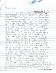 You Can Adopt Real Letters To Santa Written By Needy Children At