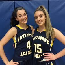 """Fontbonne Basketball on Twitter: """"Game Day🤗 Captains Annabelle ..."""