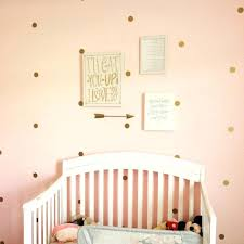 wall decal dots 1 mini polka dots wall decals printing pink nursery with  gold polka dots .