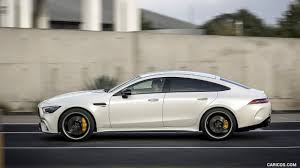 We analyze millions of used cars daily. 2019 Mercedes Amg Gt 53 4 Door Coupe Side Hd Wallpaper 247