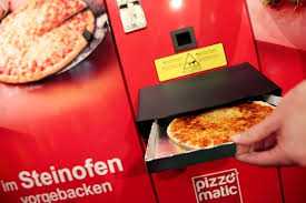Pizza Vending Machine London Location Enchanting Pizza Vending Machines Unveiled In Germany AOL