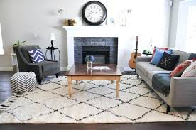 grey living room rug. Grey Living Room Rug Measurements Ivory Shag Brown Varnished Wooden Table White Rugs O