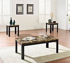 faux marble coffee table. Faux Marble Coffee Table Unique Amazon Acme Furniture 3 Piece Finely End Set T