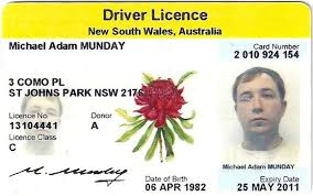 A Nsw Drivers Licence How Tell Fake To
