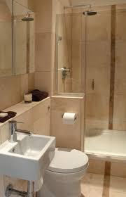 innovative small bathroom design ideas without bathtub and decorative small bathroom design without bathtub with round rain