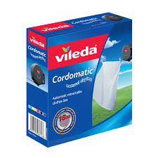 Cordomatic Light Buy Vileda Vil102811 Cordomatic In And Out Line 15metre