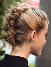 Coiffure Mariage Moderne 2019 Cheveux Naturels