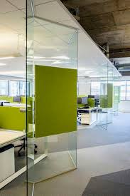 glass office design. realpageu0027s energetic and open san francisco office doors http glass design o