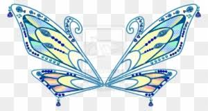 Surprise your bloom fans with this winx club bloom doll magic wing play set. Winx Mermaid Dress Up Winx Club Bloom Enchantix Wings Free Transparent Png Clipart Images Download