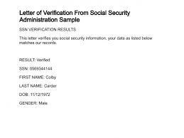 Validation Letter Template Letter Of Verification Gdyinglun Com