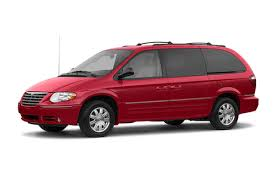 2006 chrysler town country specs