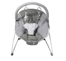 Gray Of Shipping Baby Bouncer Chair Rocker Infant Vibration Musical ...